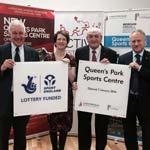 New Queen's Park Sports Centre Opens in Chesterfield