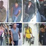 CCTV Images Released Of Shop Theft Incidents In Chesterfield