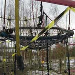 Police appeal as Poolsbrook Play Equipment Goes Up In Flames