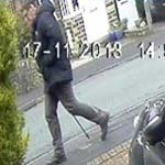CCTV Released Of Missing Chesterfield Chief Inspector