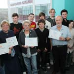 Chesterfield IT Students Bridge Derbyshire's Digital Divide