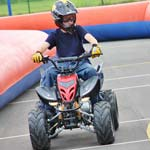 Peppa Pig And Quad Bikes - Fun At Shirebrook Academy