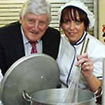 Cooking Up Success In Derbyshire Schools
