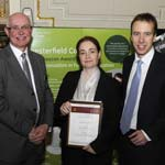 Chesterfield College Picks Up Major Award At Westminster