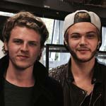 Lawson Talk Success, Partying At The Proact - And Miley!