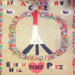 Barrow Hill Primary Pupils Counter Paris Horror With Cake