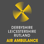 DLR Air Ambulance In Duckmanton After Industrial Accident