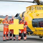 First Air Ambulance Week Is A Soaring Success