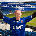 Talbot Extends His Contract At Chesterfield FC