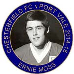Spireites Prepare For 'Ernie Moss Day'