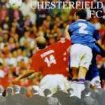 Welcome Reprint For Iconic Chesterfield FC Book