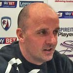 Paul Cook Interview - Deja Vu For Spireites At MK Dons