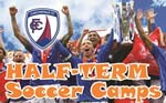 Chesterfield Football Club Half-Term Soccer Camps