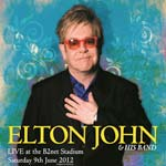 Final Release Of Executive Packages For Elton John Concert