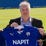 New Shirt Sponsor For Chesterfield FC