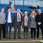 Stand Sponsors To Continue To Back The Blues