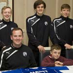 The Footballing Future Is Bright In Chesterfield