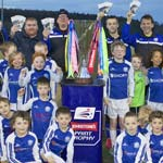 Chesterfield Junior Blues Are On The Way To Wembley