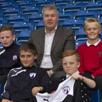 New Recruits Join Spireites' Academy