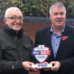 Super Spireite Wins National 'Fan Of The Month' Award