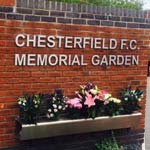 Spireites Memorial Garden Blooms One Year On