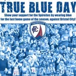 Spireites Ready For 'True Blue' Day, But Is Cook Going?