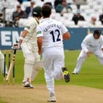 Tim Groenewald Reaches Career Milestone At Trent Bridge