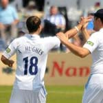 Alex Hughes Stars On First Class Derbyshire Debut