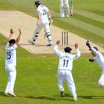 Derbyshire Delight At First Championship Win - A Day Early!