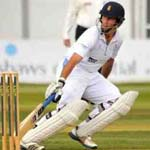 Madsen Stars For Derbyshire On Opening Day At Middlesex