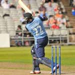 Hughes Stars, But Hampshire Claim The Win At Derbyshire