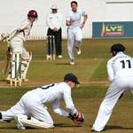 Derbyshire Hold Advantage After Extraordinary Opening Day against Somerset at Taunton