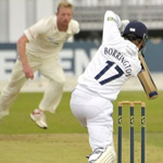 Durham Fightback Leaves Match In The Balance On Day Two
