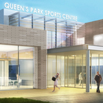 Planning Application For Queen's Park Sports Centre Available