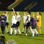 Young Lionesses Roar To Victory At The PROACT