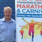 Spireites Boss Set For Chesterfield Half Marathon