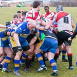 Tough Local Derby - And 10th Win In A Row  - Keeps Chesterfield Panthers On Top