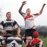 Chesterfield Panthers RUFC  Secure Promotion With Win At Belper