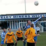 No Late Christmas Present For Staveley MWFC
