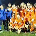 Staveley Win HKL North Midlands U21 League Cup Final