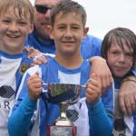 Staveley MWFC U13s Win Sheff Trophy Cup Final